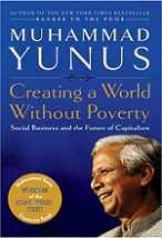 دانلود pdf کتاب جهانی بدون فقر محمد یونس رایگان